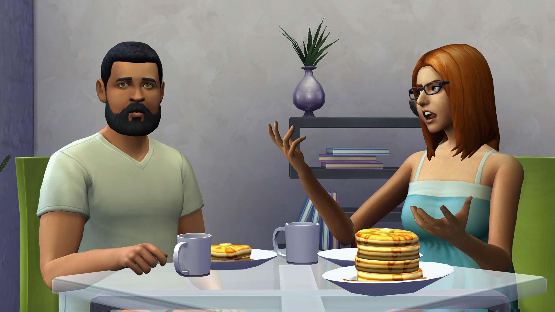 The Sims 4 - Галерея - Стильные новости, фото и видео о игре симс