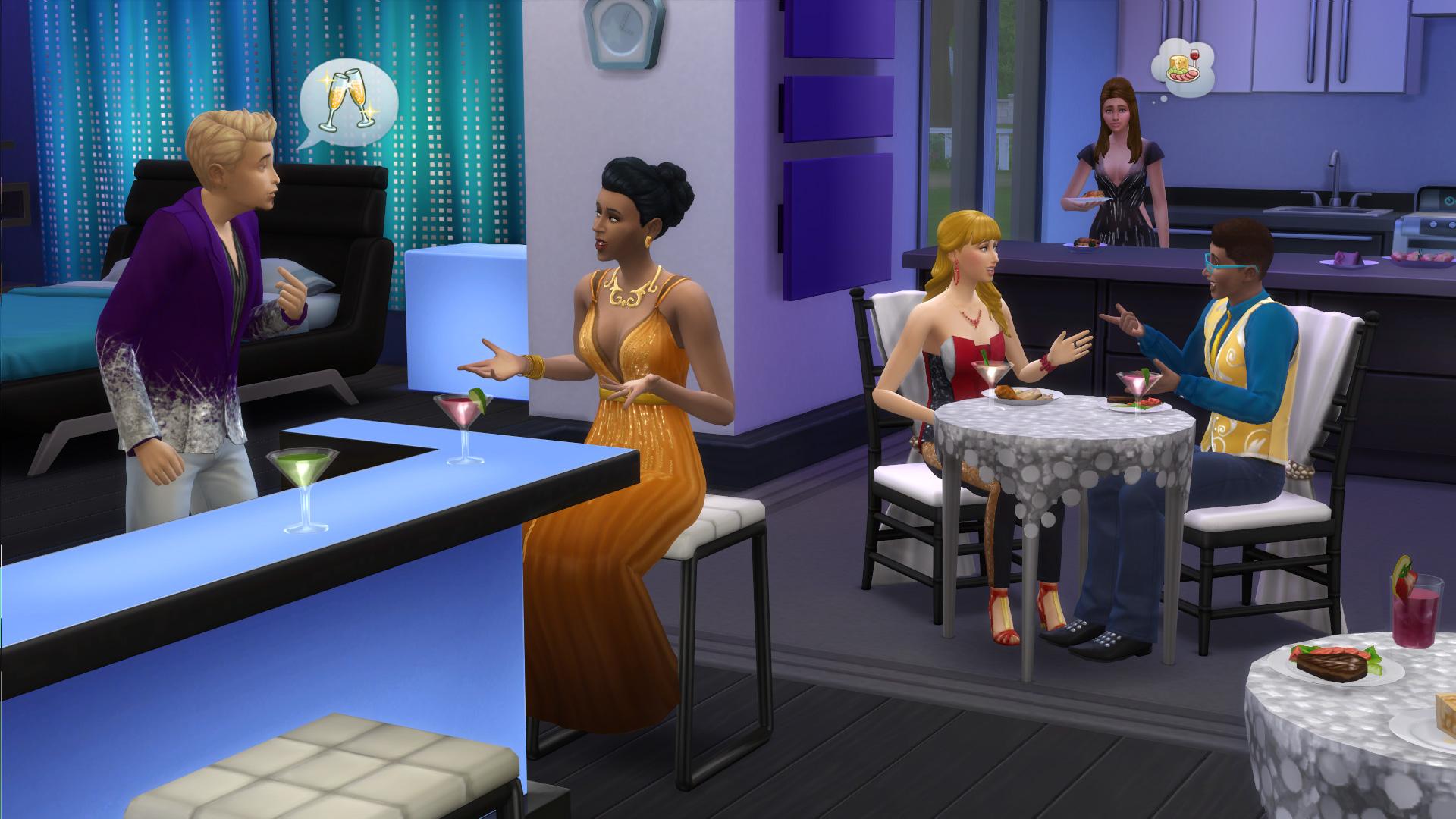 Сезонные праздники в The Sims 3 Времена года 2