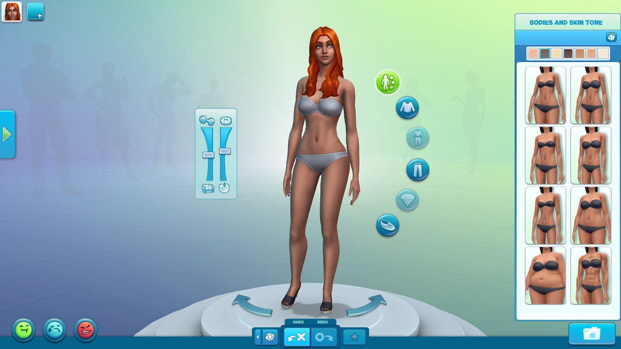 Cheat to get your sims naked erotic galleries